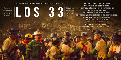 The 33 (Spanish Los 33) Movie Online Watch Full in HD