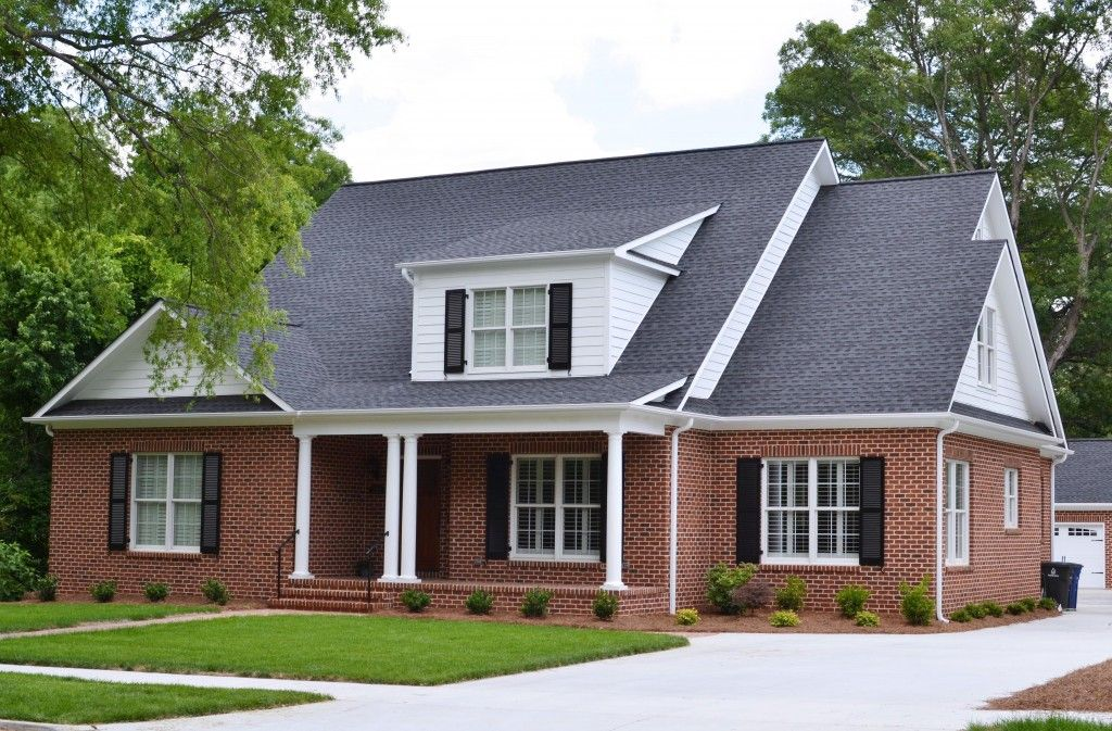 My Home Outdoors Red Brick House Exterior Brick Exterior House Colors