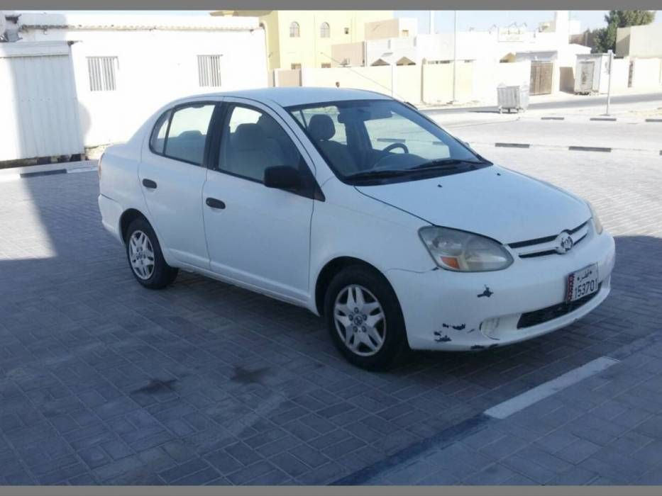 Toyota Echo 2004 Used In Cars On Qatar Arabsclassifieds Best