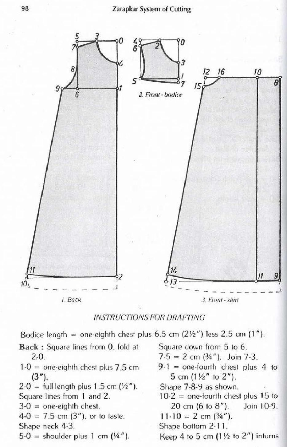 Zarapkar Tailoring Books Pdf