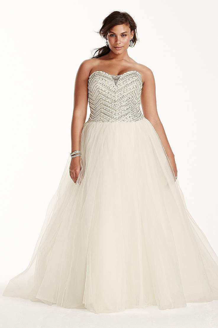 View strapless long wedding dress at davidus bridal wedding dress