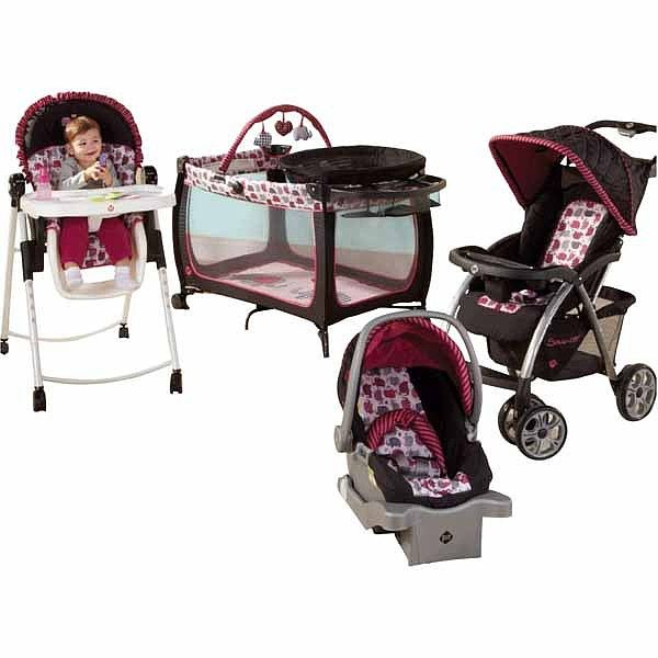 21++ Safety first stroller car seat combo information