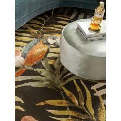 benuta Trends Kurzflor Teppich Jardin Multicolor/Grau 240x340 cm - Moderner Bunter Teppich für Wohnz #gamingrooms