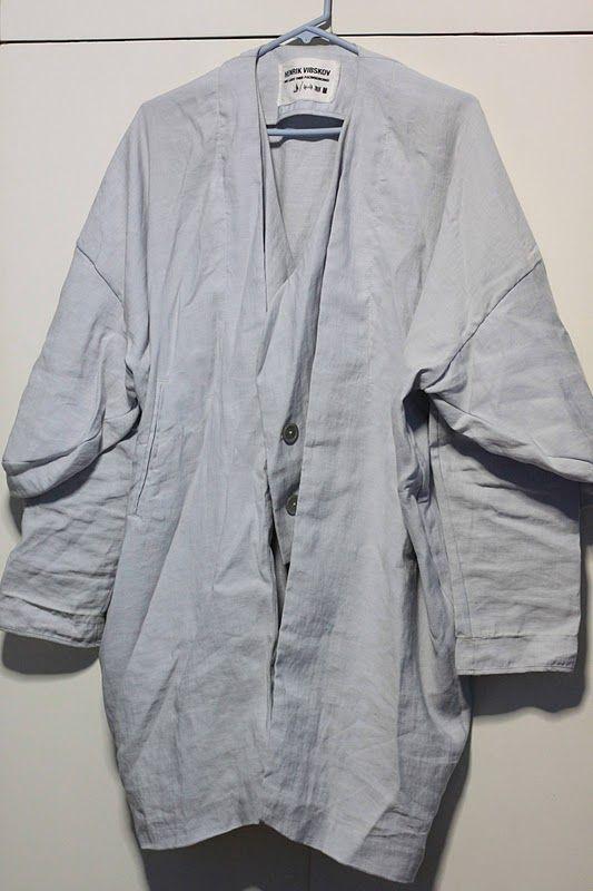 Henrik Vibskov SS11 Oversized Jacket