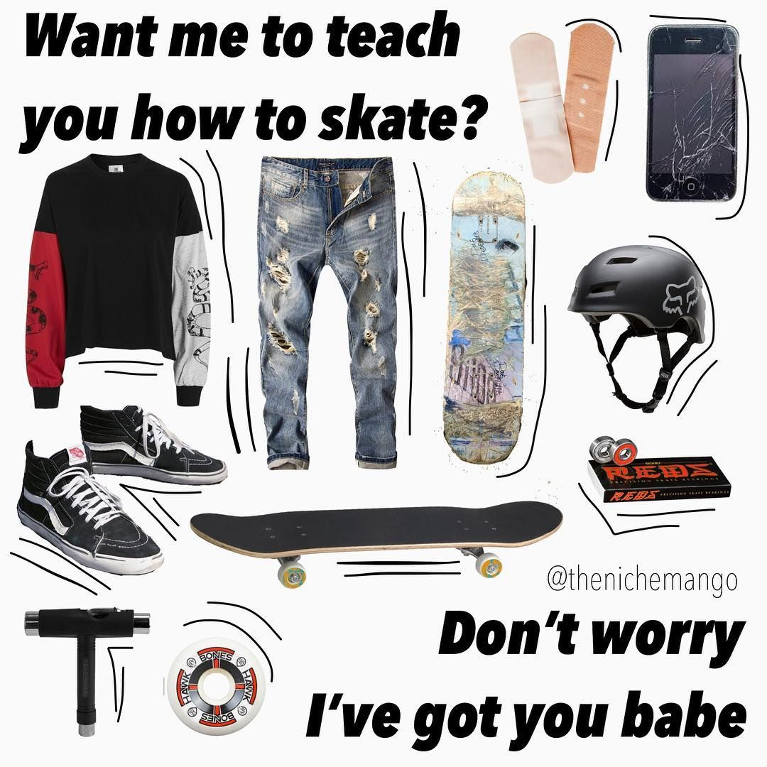 Toby is a soft skater boy whos shy and sweet with a big