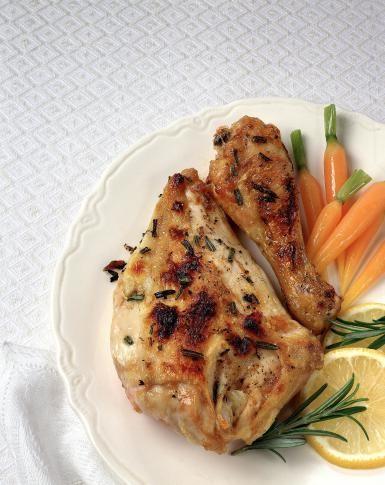 recipe: easy peach chicken recipe [20]