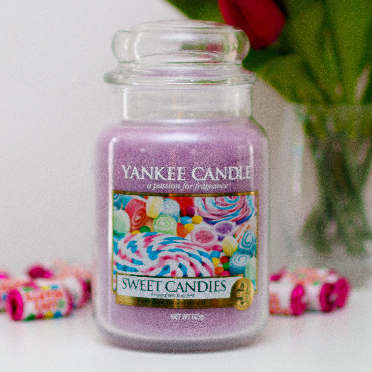 Yankee Candle Sweet Candies Yankee Candle Candles Sweet Candy