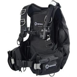Apeks Black Ice Bcd Diving Gear Black Ice Diving