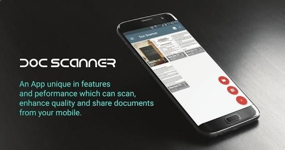 Document Scanner PDF Creator Enhancement includes smart