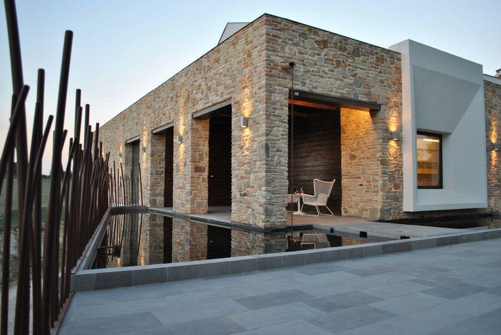 Rustic Living Room By Studio Sofield By Architectural: Gallery Of Nuova Cantina Siliquini / Studio Scaramucci