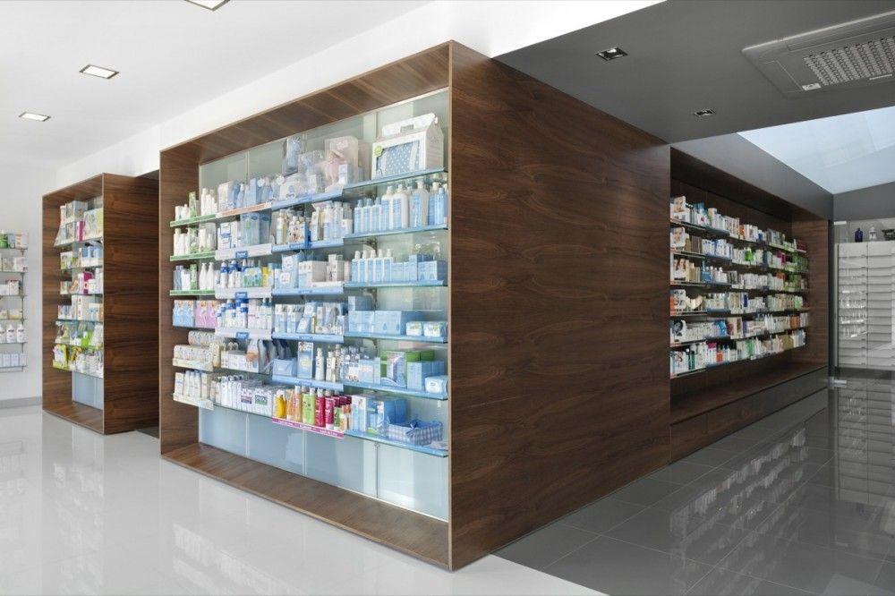 The most beautiful pharmacy I ve ever seen. Campos Pharmacy   e 348  Arquitectura 6409e2cd623b