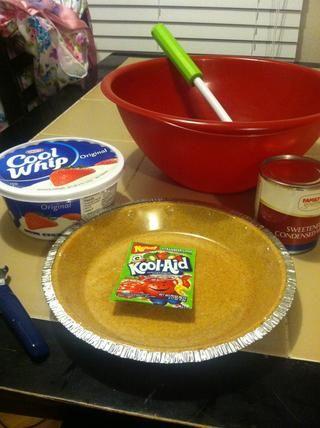 Cook Kool Aid Pie Recipe Kool Aid Cooking Koolaid Pie