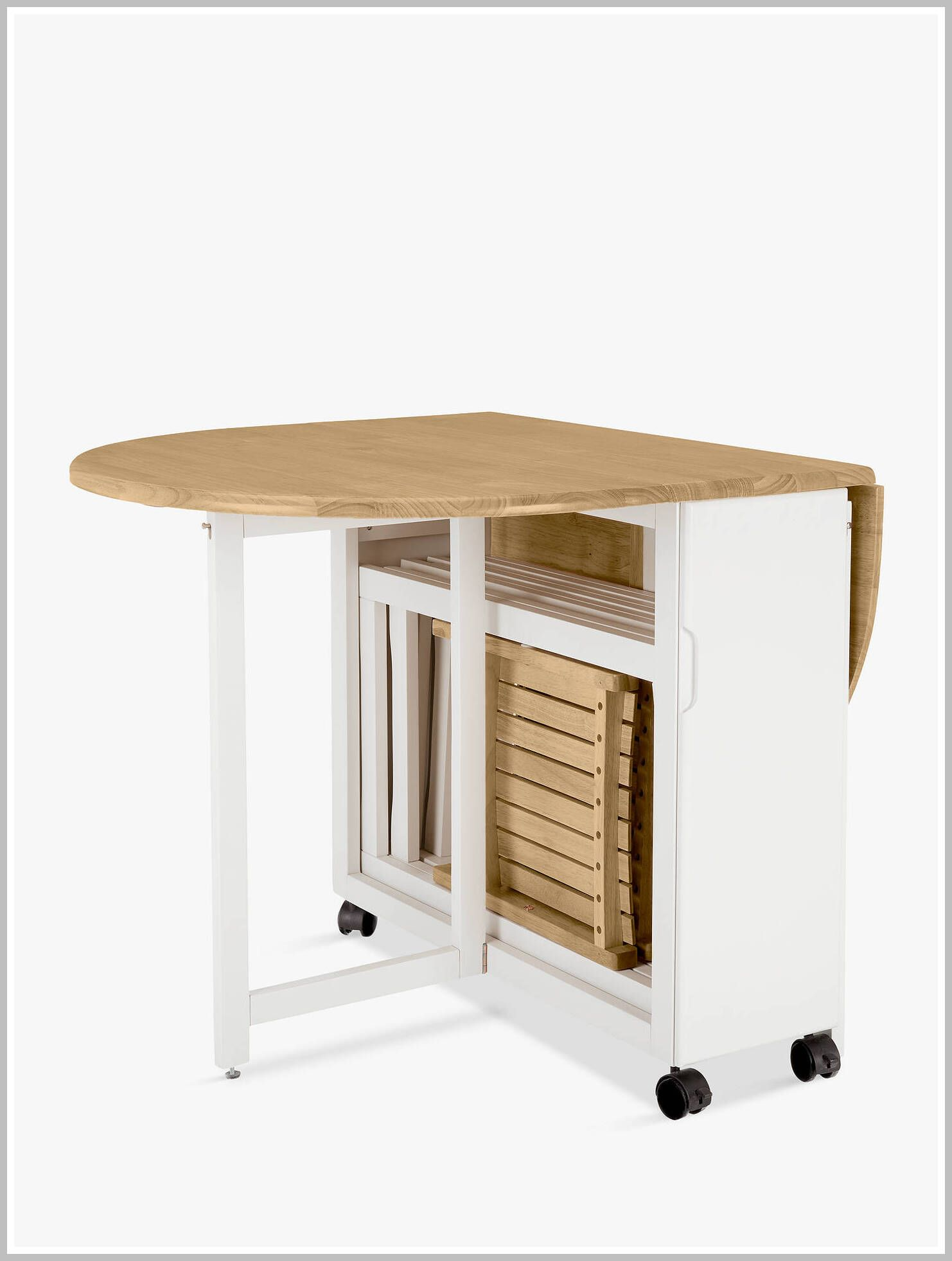 20 Drop Leaf Table With Folding Chairs Folding Dining Table