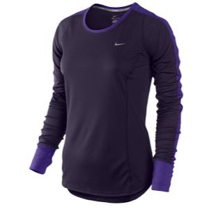 5017c6575 Nike Dri-Fit Racer Long Sleeve Top- warm with moisture control ...