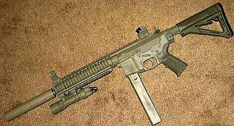 AR-45 SBR