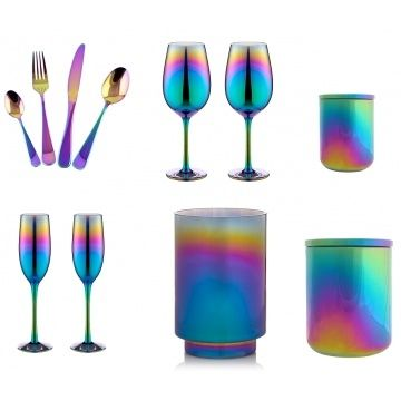 iridescent kitchenware now from 6 asda george rainbow kitchen iridescent decor iridescent pinterest