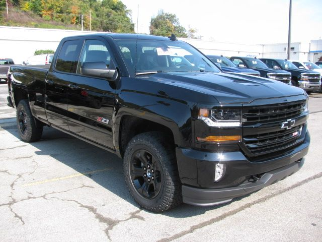 2017 Chevy Silverado Dbl Cab Z71 Off Road All Star Edition Stk