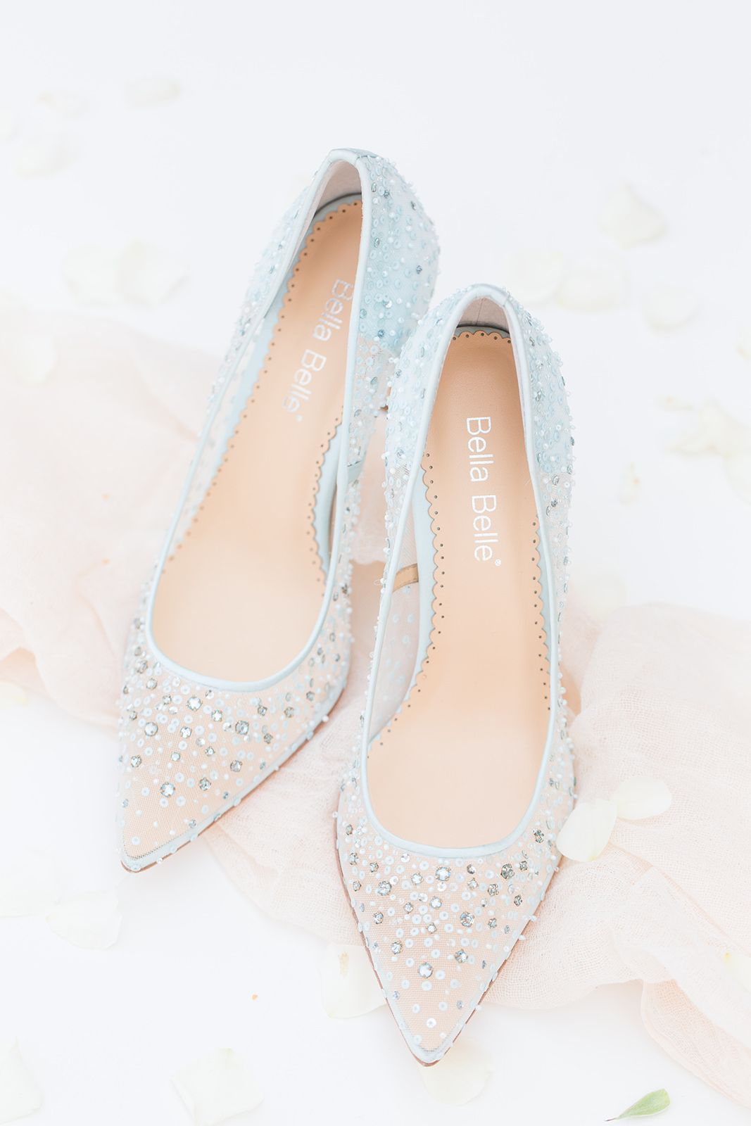 Something Blue Sequin Crystal Wedding Evening Shoes Blue Wedding Shoes Unique Wedding Shoes Wedding Shoes