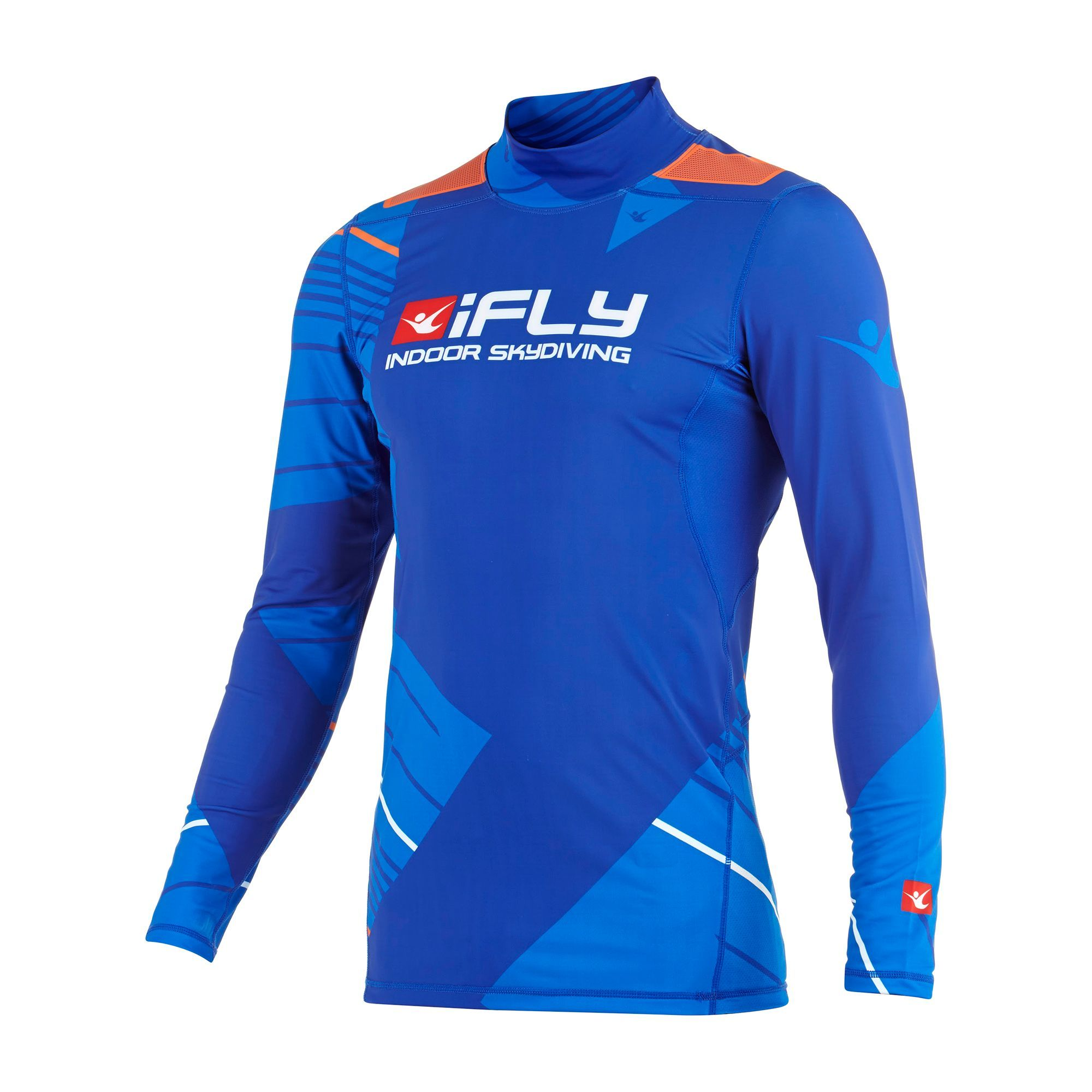 Infinite Skydiving Jersey in Blue colorway — at