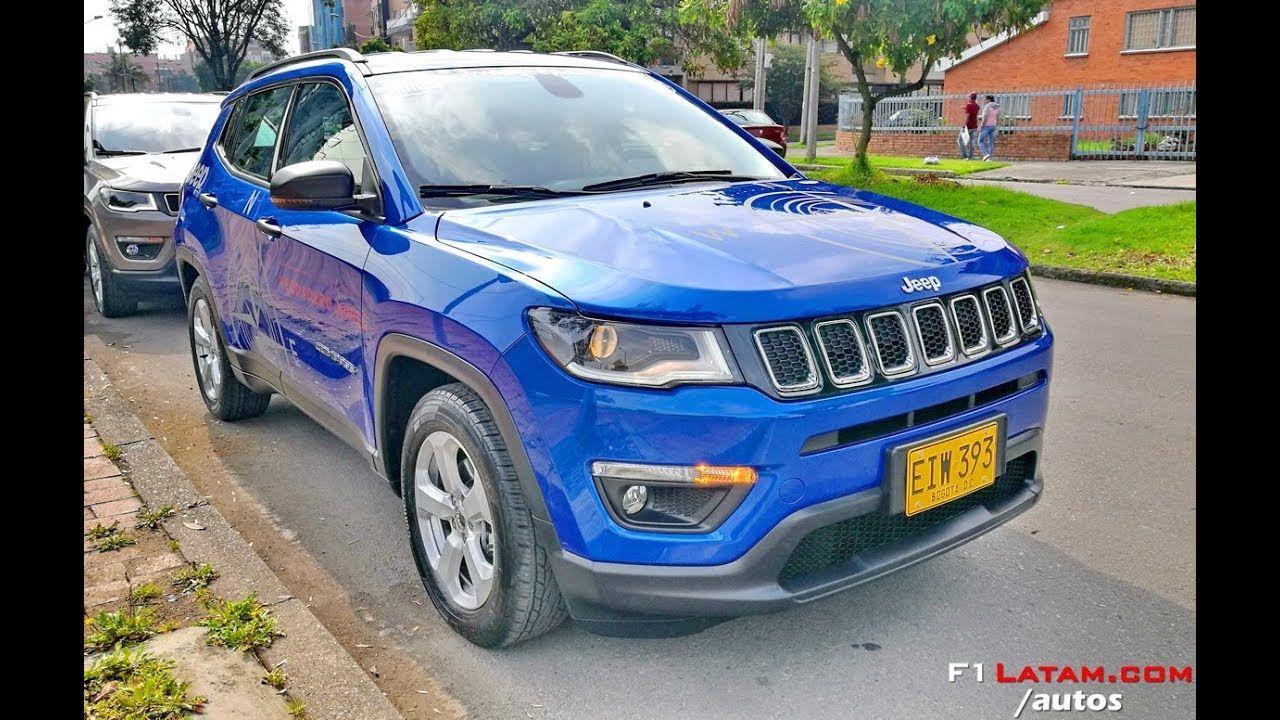 Nueva Jeep Compass 2018 en Colombia Lanzamiento y