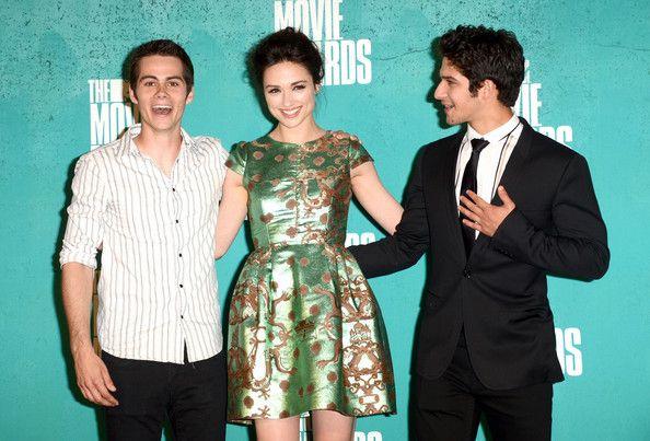 Photo of Dylan O'Brien Photos Photos: 2012 MTV Movie Awards – Press Room