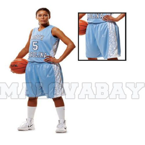 4fc0735b9392 North Carolina Tar Heels Womens Basketball Uniform Nike Jordan  5 M Team  Issued  Nike  NorthCarolinaTarHeels