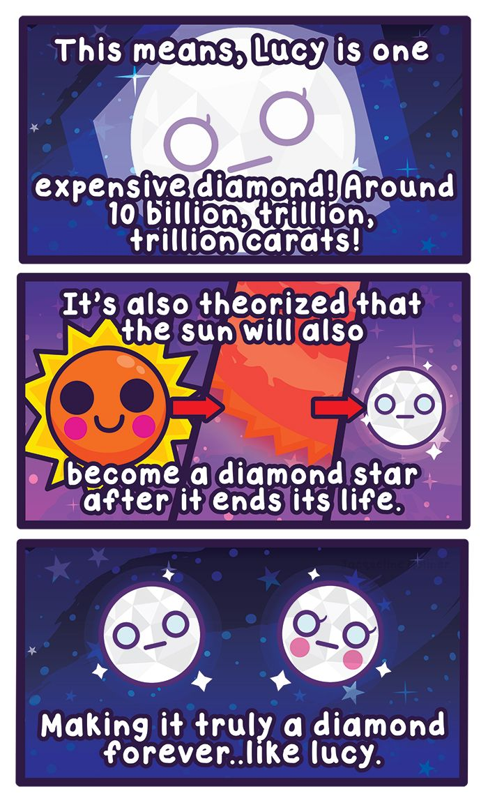 starry holidays let s start it off with a story about a diamond