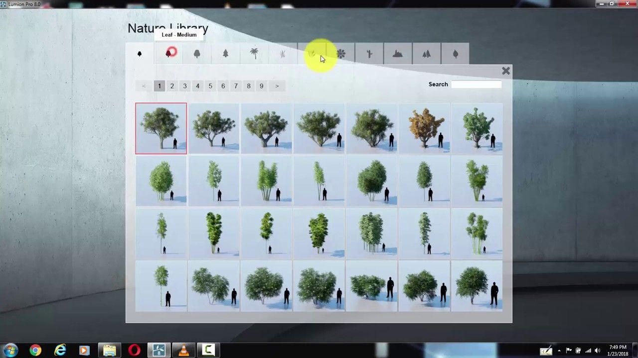 lumion 8.0 pro tutorials