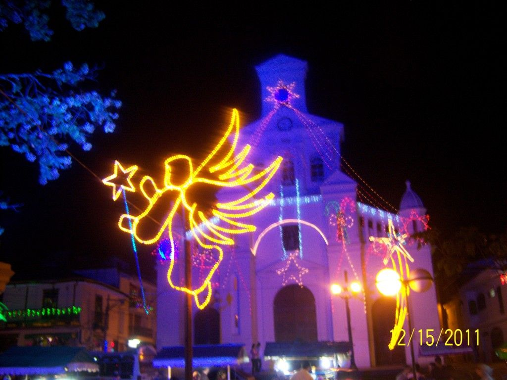 Christmas In Colombia South America.Pin On Christmas