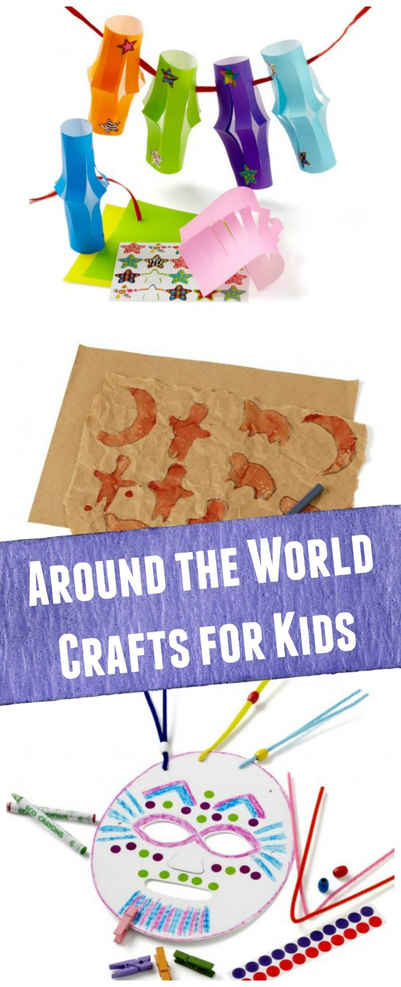Crafts From Around The World Activities For  Countries