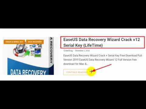 easeus data recovery wizard download full version
