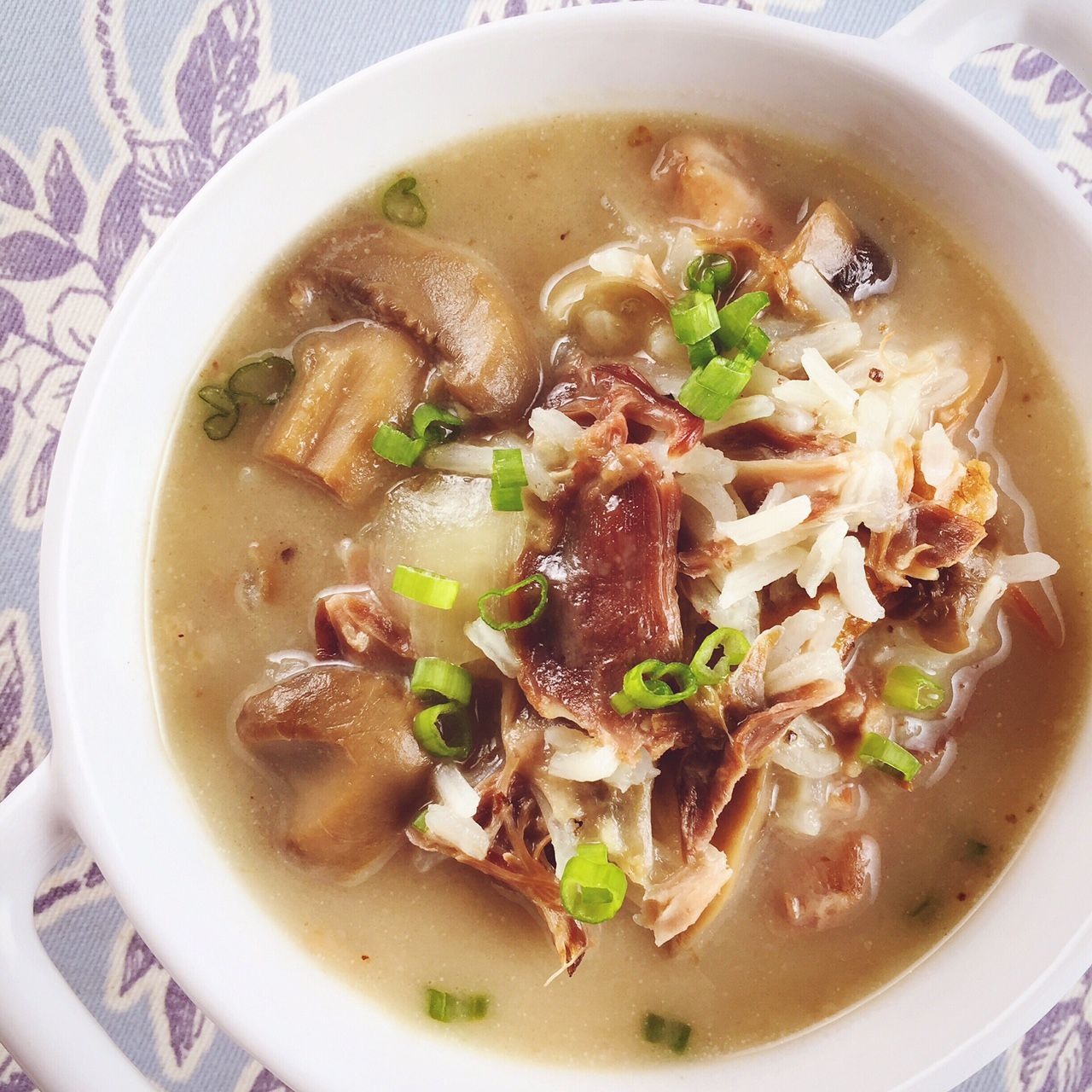 Wild duck soup: recipes for every taste