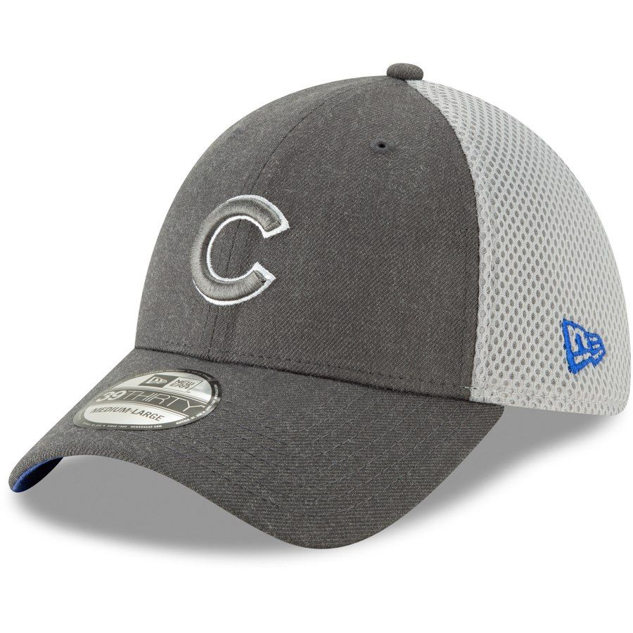 best website 2f131 f6310 Men s Chicago Cubs New Era Graphite Neo 39THIRTY Flex Hat, Your Price    25.99