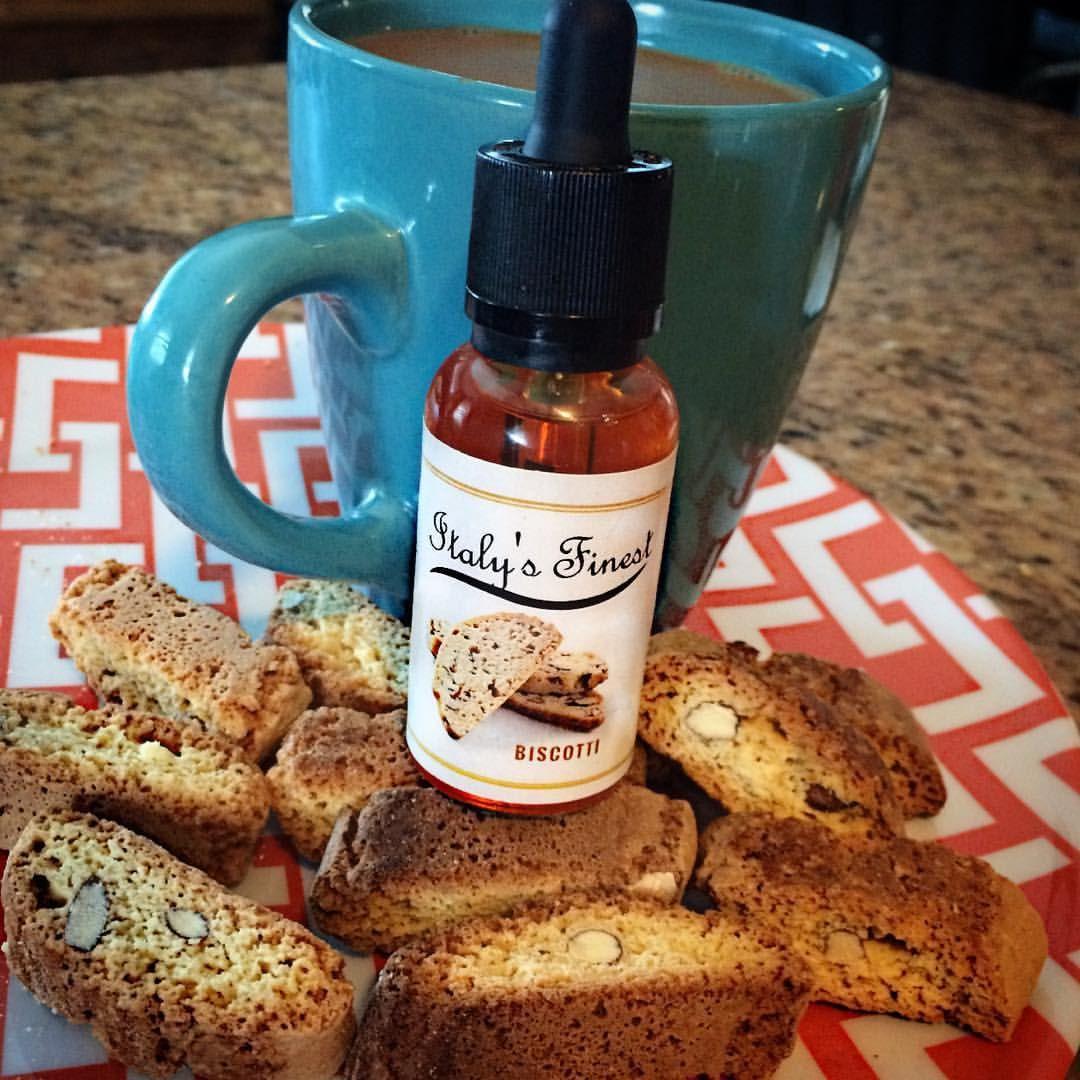 "🕸Charlette Webb🕸 auf Instagram: ""@ezpuff Italian's Finest Biscotti, a Italian cookie with almonds made for dunking with tea/coffee. #ezpuff #cookie #eliquid #ejuice #stopsmokingstartvaping #vapestagram #vapenation #vapeporn #vapelife #vapefriends #vape #vapor #vapeworld #vapecommunity"""