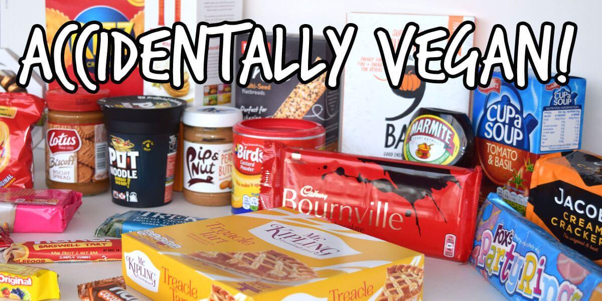 44 Accidentally Vegan Snack Foods Accidentally vegan