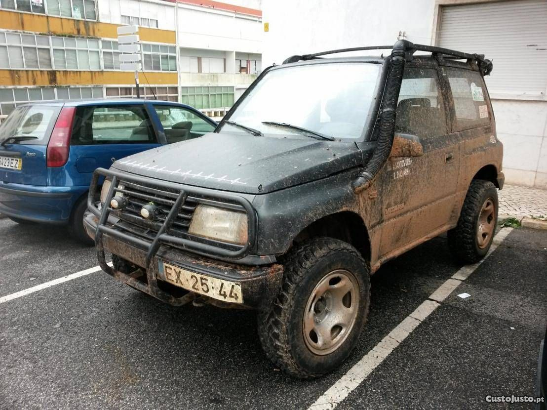 Suzuki Vitara V Extras Tt 91 Em Sintra Lisboa Anuncios Classificados Jipes 4x4