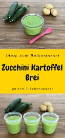 Photo of Ideal für den ergänzenden Essensbeginn: Zucchini und Kartoffelbrei (Gastbeitrag). Zucchini Ka …