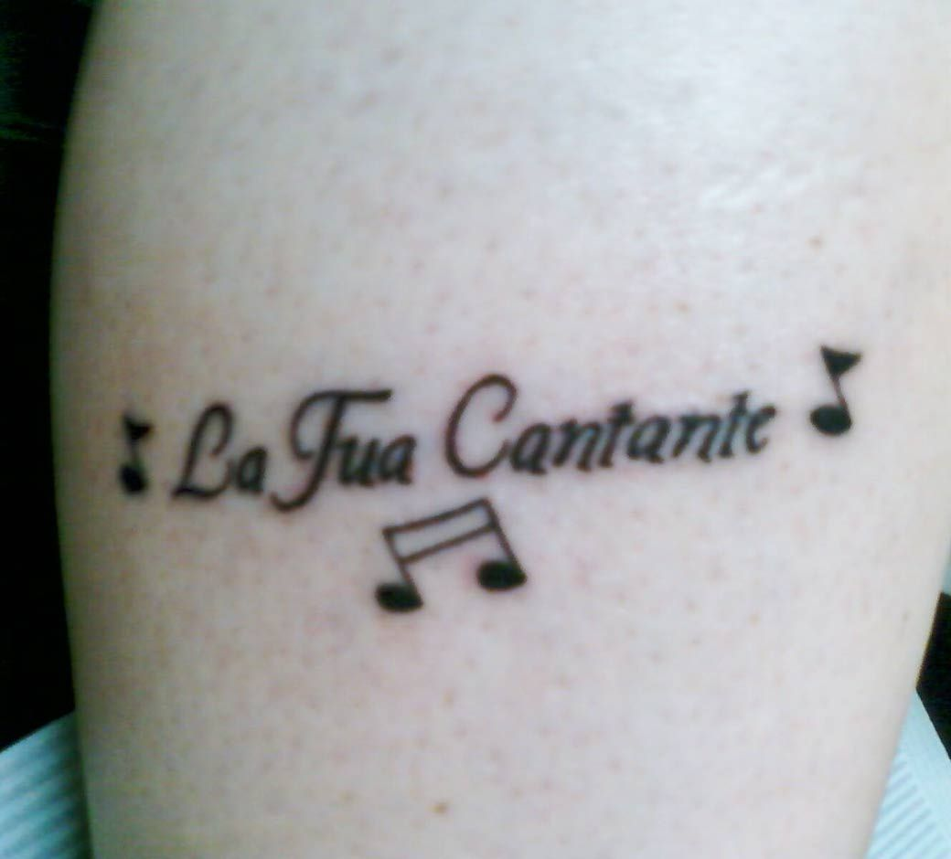 Life Kootation   Inspirational Tattoo Quotes Italian Funny