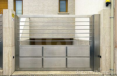 Modern Gate Designs Steel   Appliance In Home Part 35