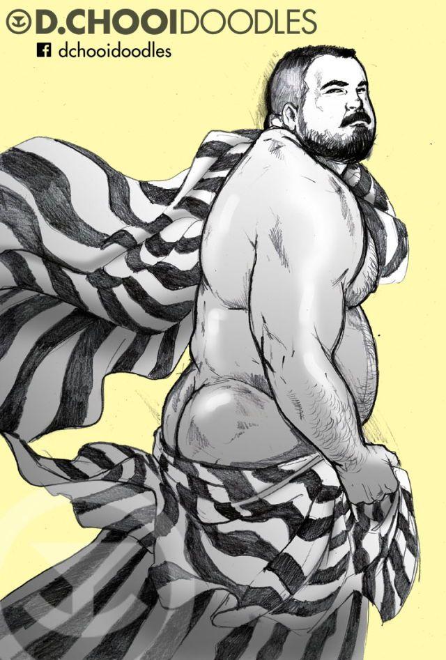 Gay bearback