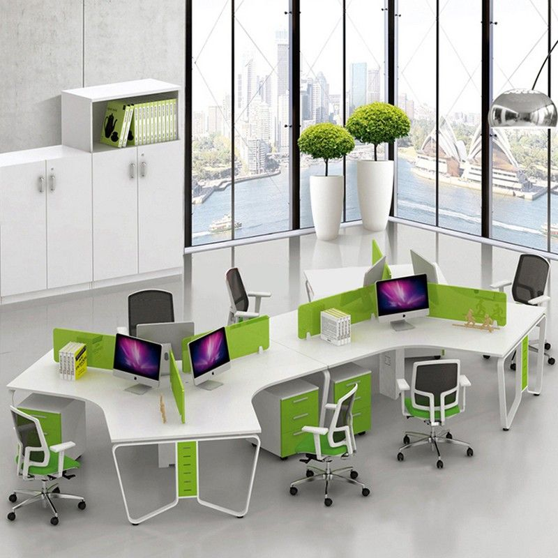 25 Cool Modular Home Office Furniture Designs: Big Discount Modular Furniture Aluminum Partition Office
