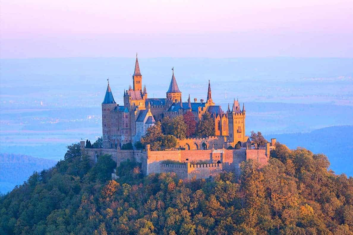 17 Spectacular Castles in Southern Germany you NEED to visit