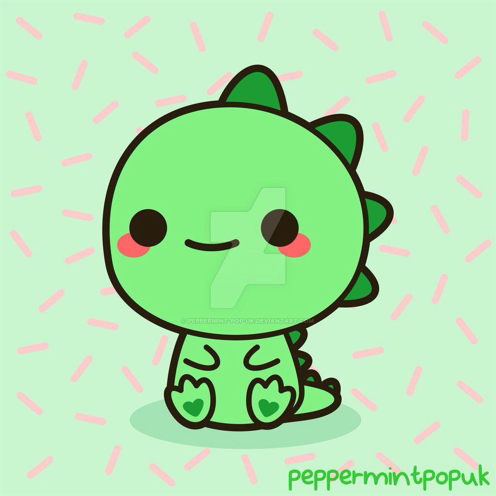 Rawr means i love you in dinosaur random fun for Random cute drawings