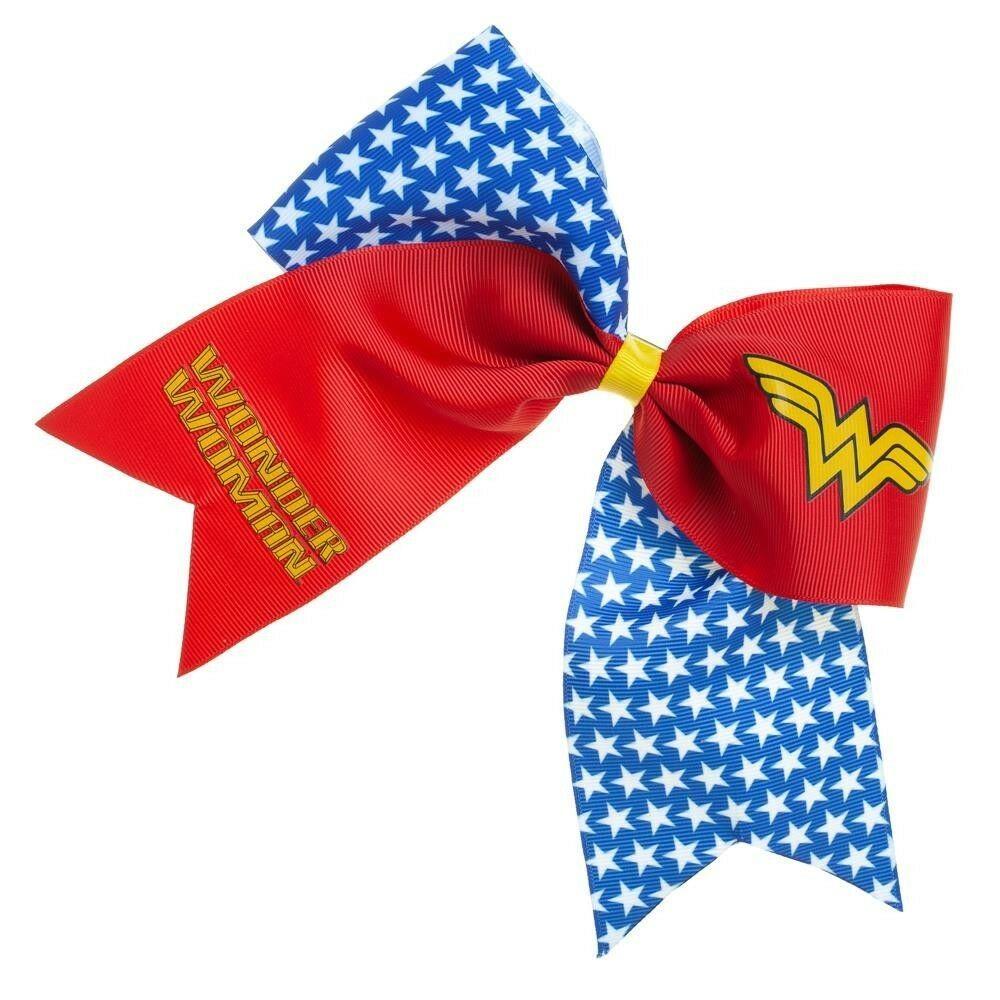 Wonder Woman Cosplay Hair Bow