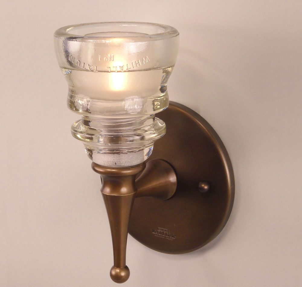 Vintage Wall Light The Ely Wall Sconce Conant Metal And Light