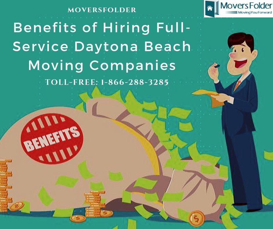 Wondering Whether To Hire Full Service Daytona Beach Moving