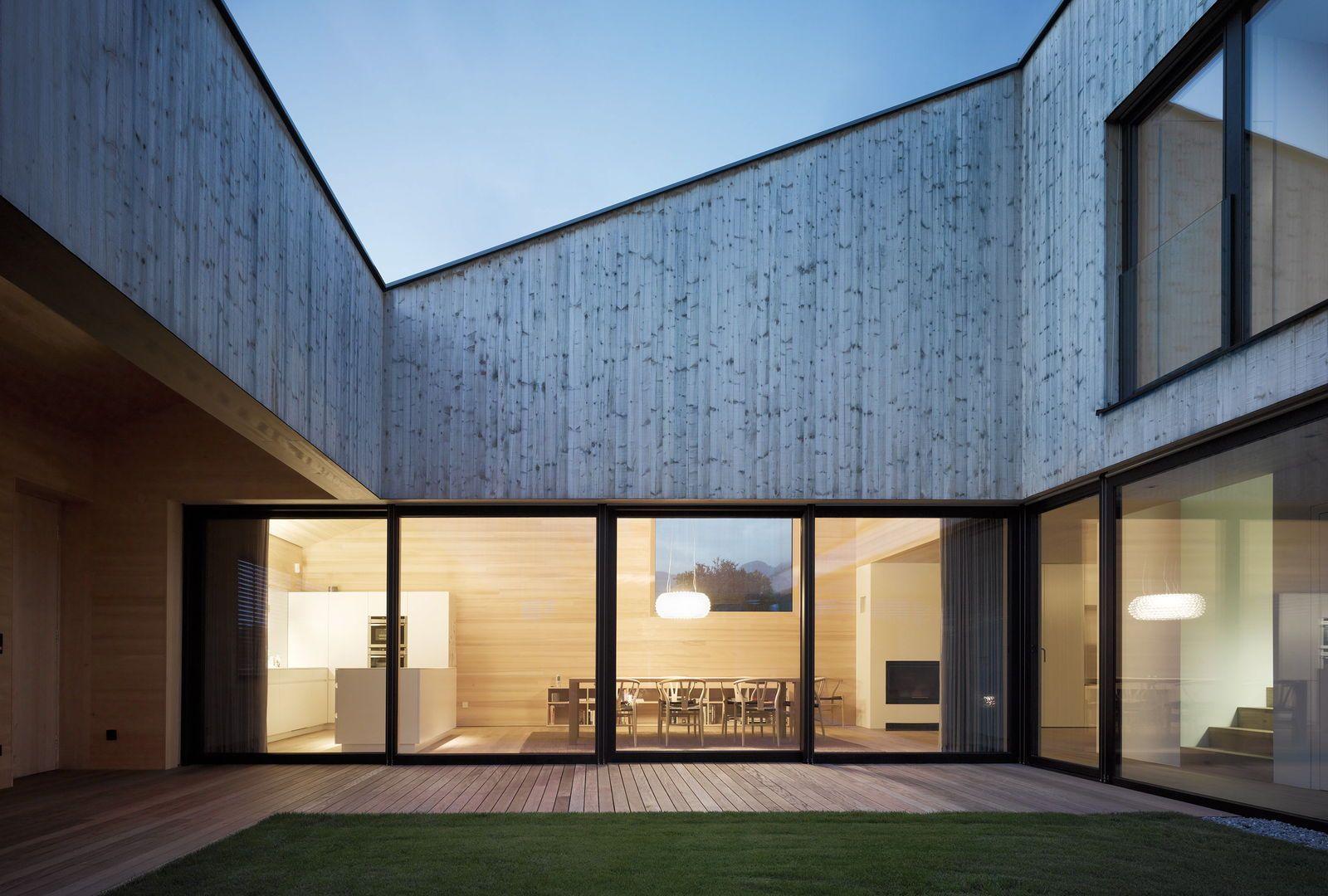 Haus im Feld, Sulz-Röthis | Vorarlberger Holzbaukunst