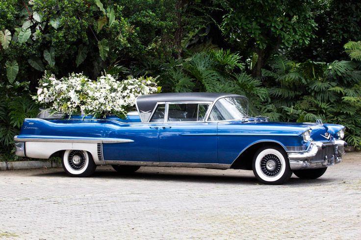 1959 Cadillac Flower Car 1959 Eureka Cadillac Flower Car