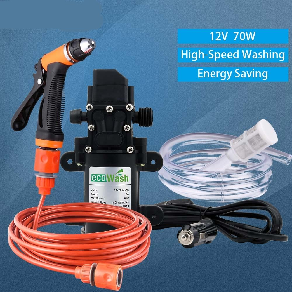 High Pressure Washer Car Washer Car Cleaning Washer Pump