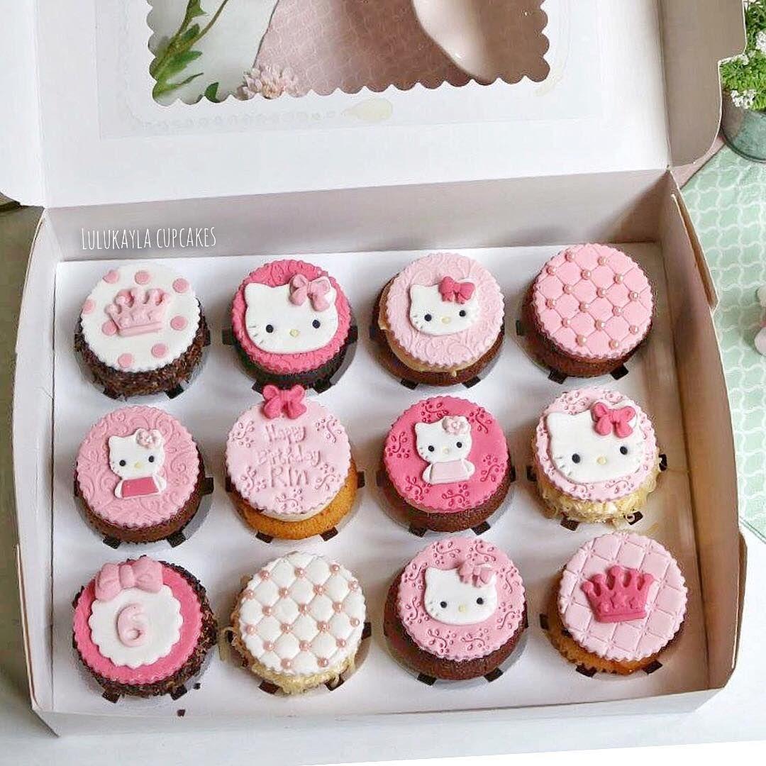 4 765 Me Gusta 64 Comentarios Lulukaylacupcake En Instagram Quot Hellokitty Cake Ca Hello Kitty Birthday Cake Hello Kitty Fondant Hello Kitty Cupcakes